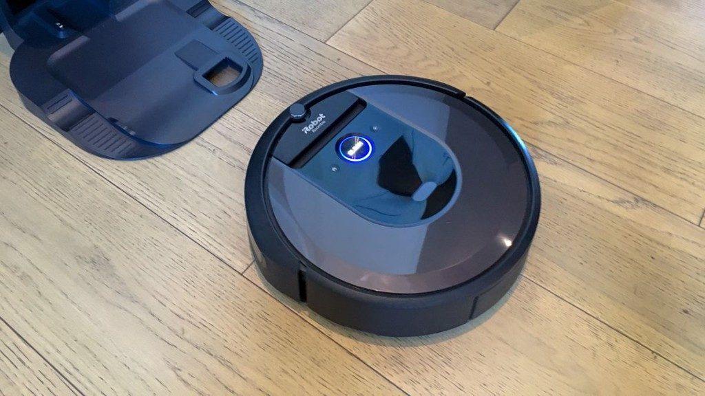 Máy Hút Bụi iRobot Roomba i7