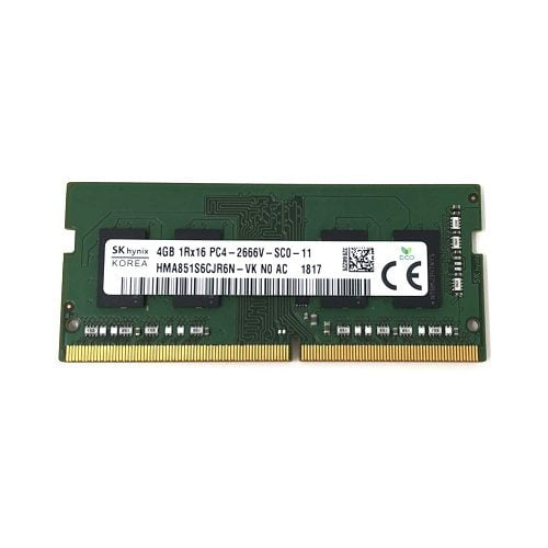 RAM Laptop DDR4 Hynix 4GB Bus 2666