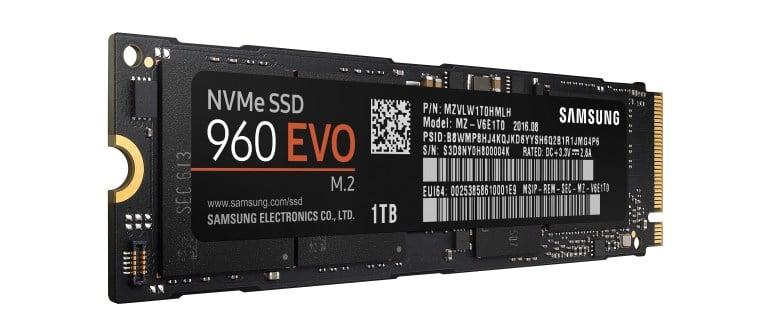 Công nghệ SSD NVMe và sự nhảy vọt đột biến tốc độ