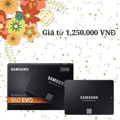 SSD Samsung 860 EVO 2.5 inch