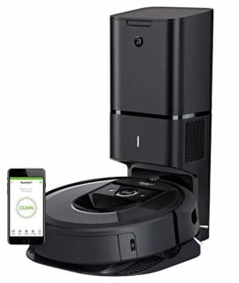 Máy Hút Bụi iRobot Roomba I7 Plus