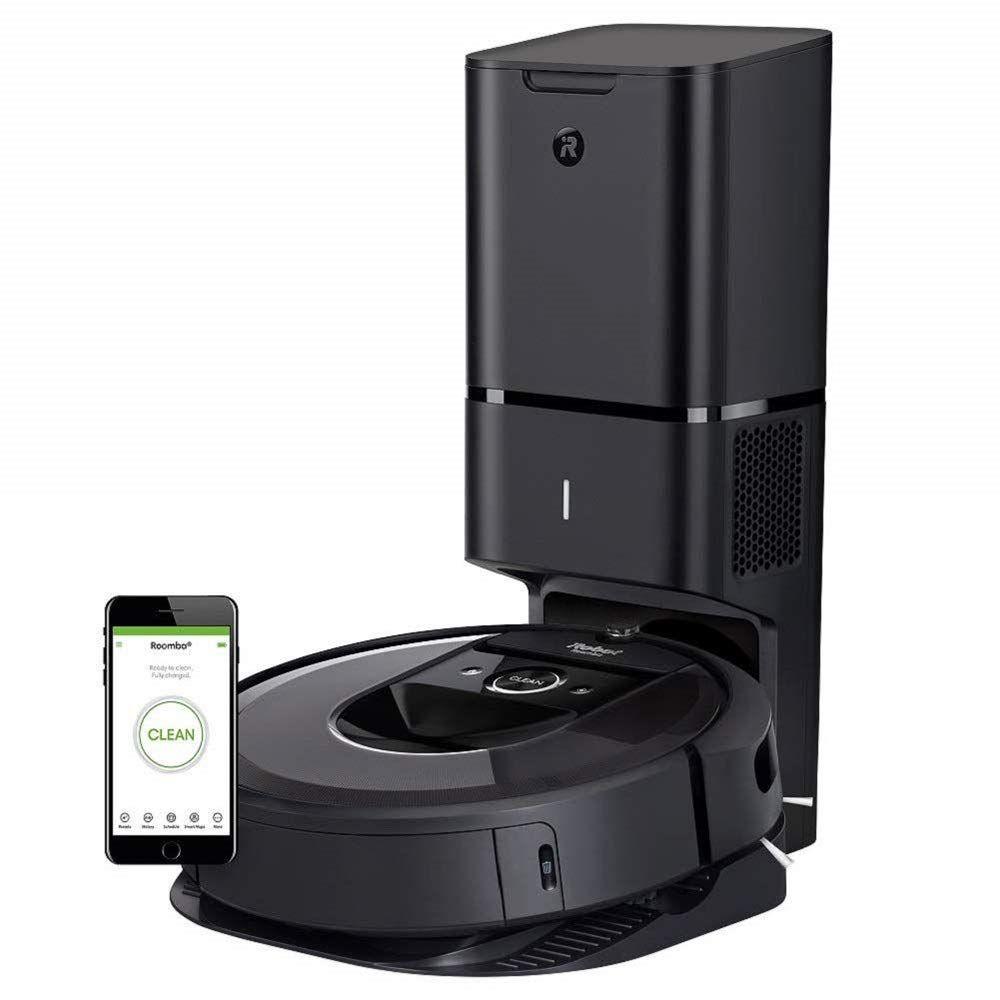 Mua máy hút bụi irobot Roomba 690 tự học bản đồ ngôi nhà