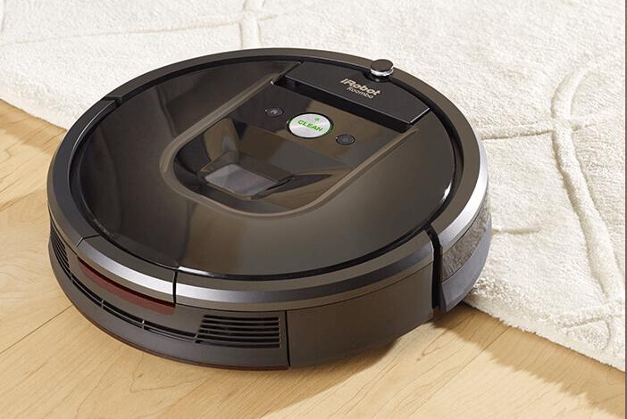 Máy hút bụi Irobot Roomba điều khiển từ xa