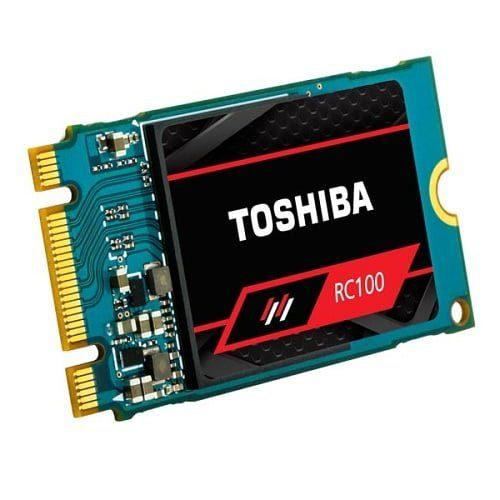 Ổ Cứng SSD Toshiba RC100 120GB M2 2242 PCIe NVMe THN-RC10Z1200G8