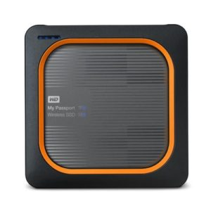 Ổ Cứng WD My Passport Wireless SSD 2TB WDBAMJ0020BGY