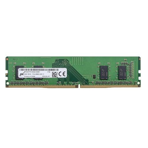 RAM Desktop DDR4 Micron 4GB Bus 2666