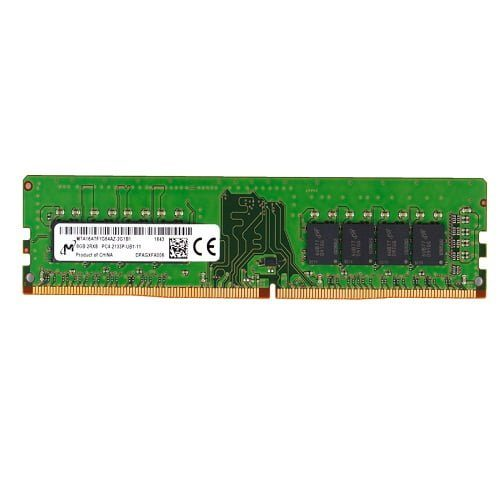 RAM Desktop DDR4 Micron 8GB Bus 2133