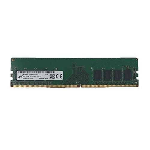 RAM Desktop DDR4 Micron 8GB Bus 2400