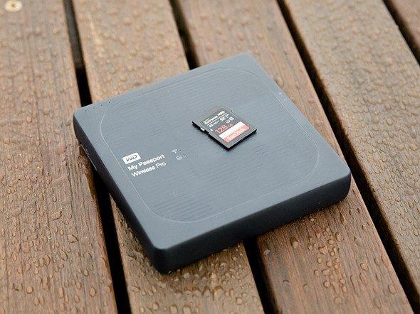WD Wireless Pro thiết  kế với nhiều ưu điểm