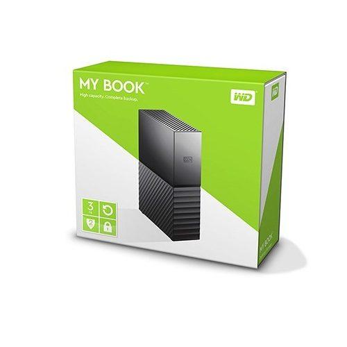 ổ cứng di động HDD WD My Book 6TB