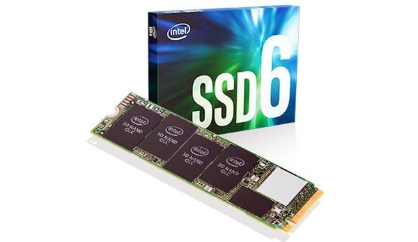 SSD chip nhớ QLC