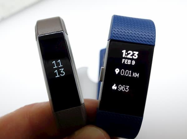 Những lý do nên mua vòng tay thông minh Fitbit Charge 2?