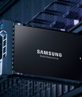 Ổ Cứng SSD Samsung 883 DCT 480GB