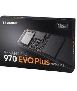 Ổ Cứng SSD Samsung 970 EVO 250GB PCIe NVMe