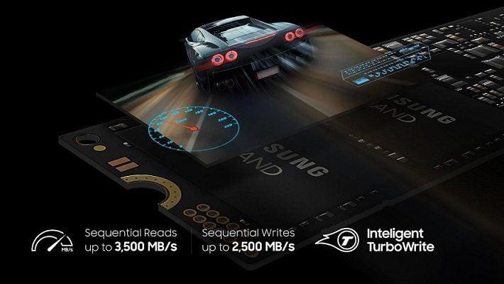 Thông Số Kĩ Thuật SSD Samsung 970 EVO Plus 250GB M2 2280