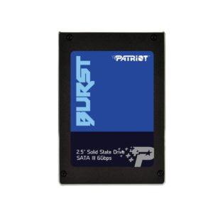 SSD Patriot Burst 120GB SATA III 2.5 inch PBU120GS25SSD hinh 2