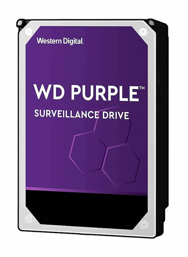 Ổ Cứng WD Purple 8TB Chính Hãng HCM