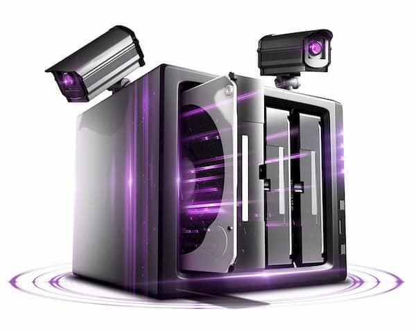 Ổ Cứng HDD WD Purple 8TB Giá Rẻ