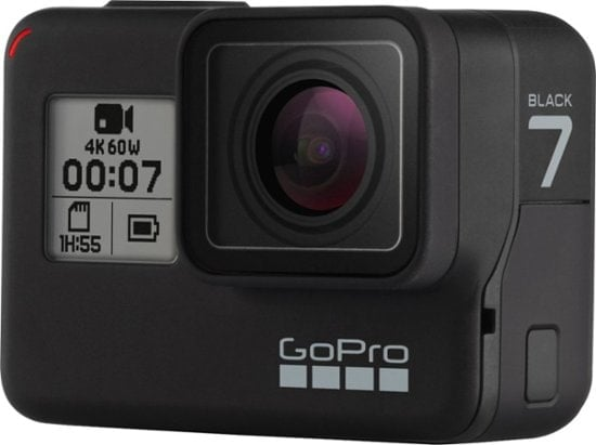 Máy ảnh GoPro Hero 7 Silver Giá Rẻ