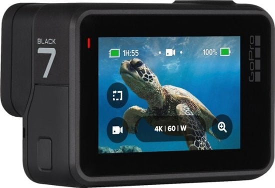 Máy ảnh GoPro Hero 7 Silver Uy Tín