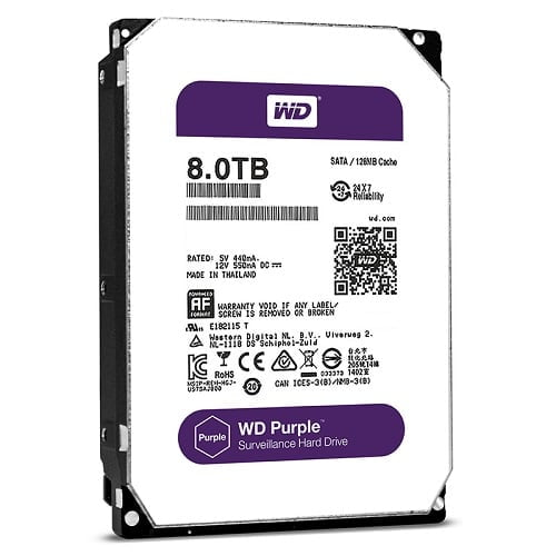ổ cứng HDD WD Purple 8TB