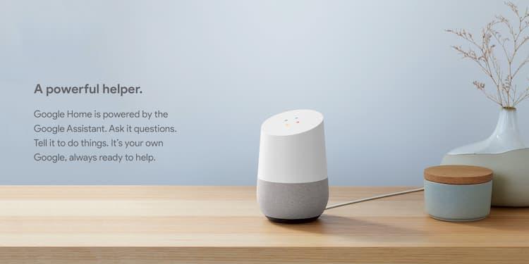 Google Home giá rẻ