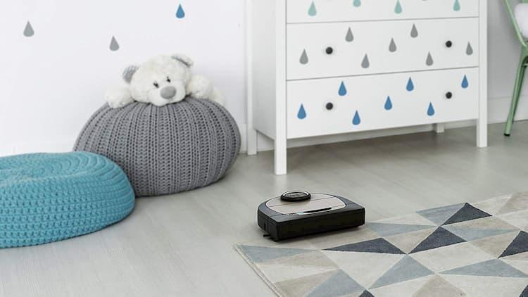 Mua máy hút bụi iRobot Roomba e5 5134 thương hiệu nói lên tất cả