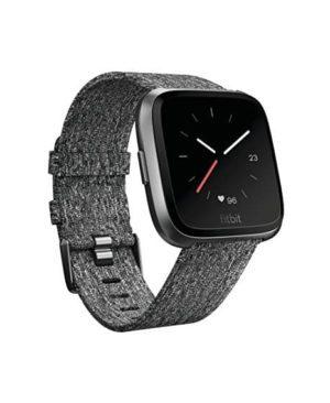 Đồng Hồ Đeo Tay Fitbit Versa Special Edition Xám