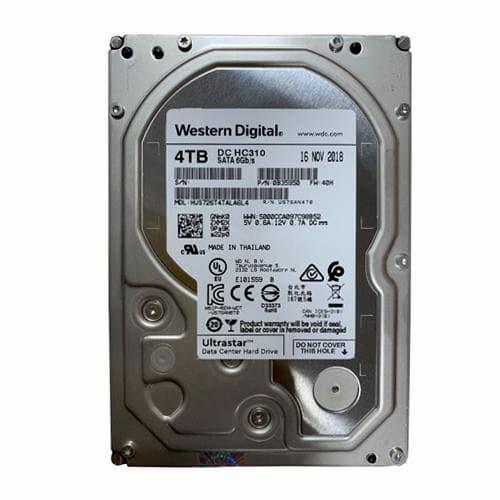 Ổ Cứng HDD WD Ultrastar 4TB SATA iii 3.5 inch DC HC310