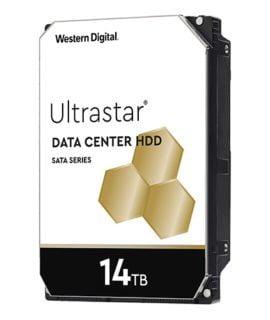HDD WD Ultrastar 14TB Chất Lượng Cao