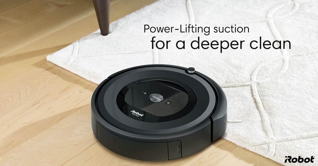 máy hút bụi iRobot Roomba E5 5158
