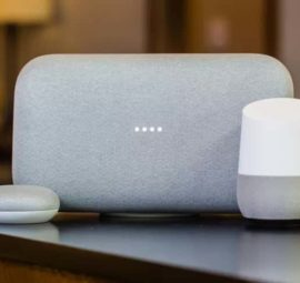cai dat google home don gian