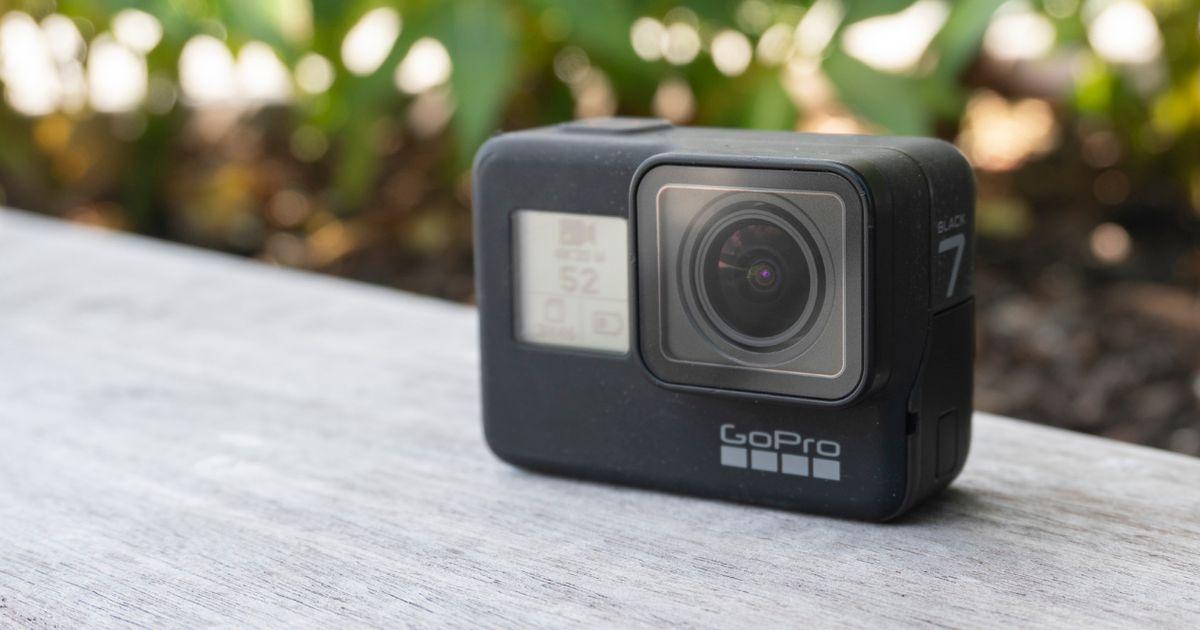 GoPro Hero7 Black Giá Tốt TP.HCM |Lagihitech