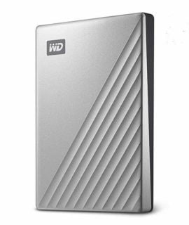 ổ cứng di động HDD WD My Passport Ultra 4TB USB Type C