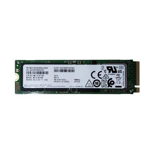 SSD-Samsung- PM981A-256GB-TPHCM