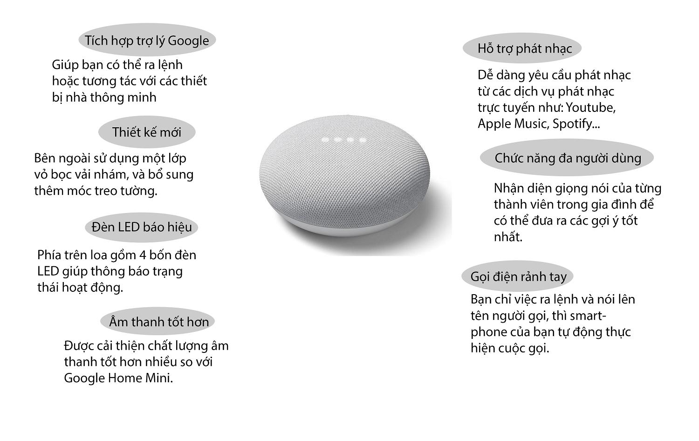 Infographic Google Nest Mini