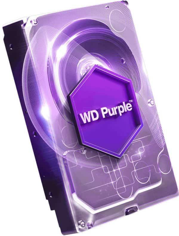 WD Purple 4TB Chính Hãng