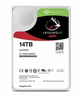 Ổ Cứng HDD Seagate Ironwolf 14TB