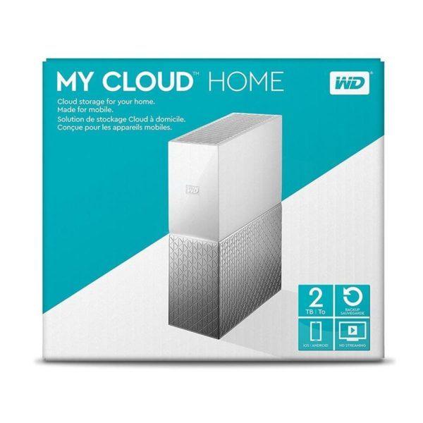 Ổ Cứng Di Động WD My Cloud Home 2TB USB 3.0 WDBVXC0020HWT-SESN