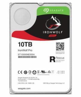 Ổ Cứng HDD Seagate Ironwolf 10TB 3.5 inch SATA iii
