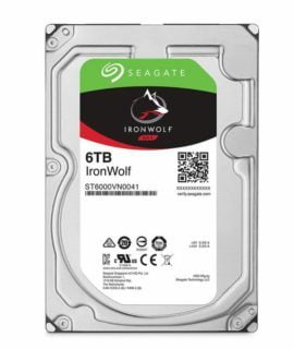 Ổ Cứng HDD Seagate Ironwolf 6TB