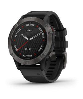 Đồng hồ thông minh Garmin Fenix 6 Sapphire 4