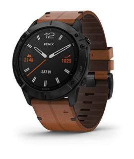 Đồng hồ thông minh Garmin Fenix 6x Sapphire 1