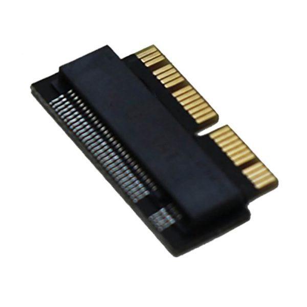 Adapter Sintech chuyển đổi SSD M.2 PCIE NVMe dùng cho MacBook Air (2013-2016) - Macbook PRO (Late 2013-2015) 1