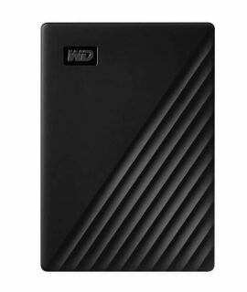 Ổ Cứng WD My Passport 5TB WDBPKJ0050BBK-WESN 1
