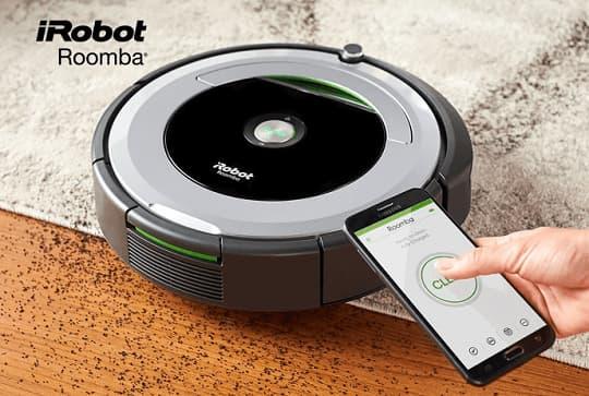Hướng dẫn sử dụng iRobot trên App