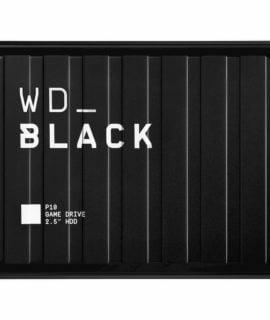 Ổ Cứng Di Động HDD WD Black P10 2TB 2.5 inch, USB 3.2 WDBA2W0020BBK-WESN
