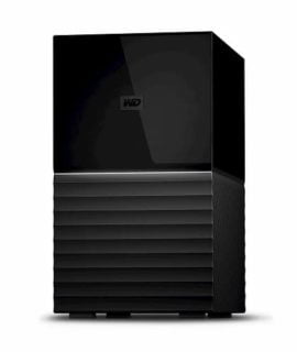 Ổ cứng di động HDD WD My Book Duo 16TB WDBFBE0160JBK-NESN