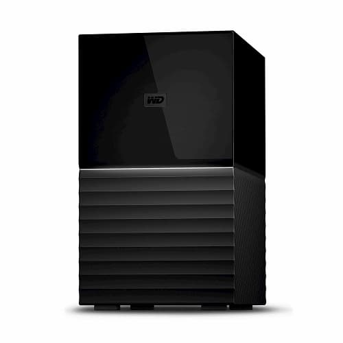 Ổ cứng di động HDD WD My Book Duo 20TB WDBFBE0200JBK-NESN