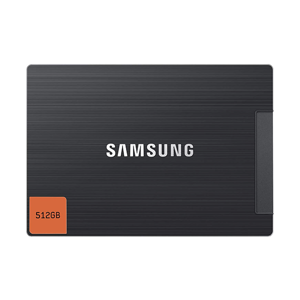 SSD Samsung 830 512GB Series MZ-7PC512BWW 2